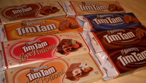 Timtam all pac